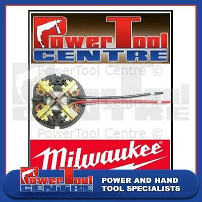 Milwaukee Replacement 18v Carbon Brush Brushes Ring Impact Driver 2650-20