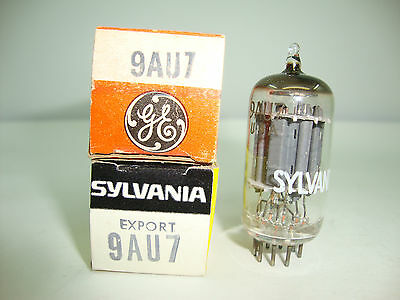 9Au7 Tube. Nos / Nib. Mixed Brand. Rc49.
