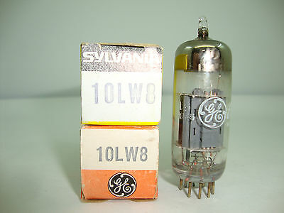 10Lw8 Tube. Nos / Nib. Mixed Brand. Rc70.