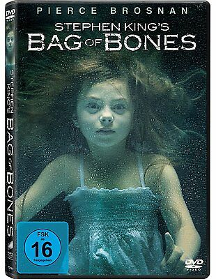 DVD * STEPHEN KING'S  BAG OF BONES - Pierce Brosnan # NEU OVP <