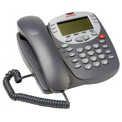 Avaya 5410 Digital Display Phone For Ip Office Grey