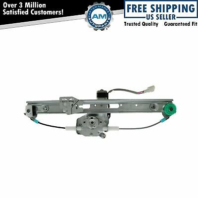 Rear Power Window Regulator & Motor Passenger Side Right RH for 3 Series