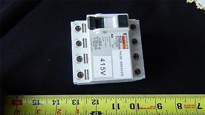 Merlin Gerin Multi9 RCCB Circuit Breaker 415v - Excellent w/30 Day Warrantee !!