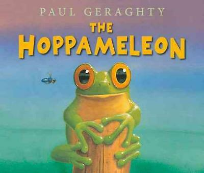 Hoppameleon by Paul Geraghty Paperback Book (English)
