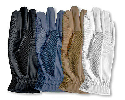 Mark Todd Super Adult Horse Riding Gloves - Choose Size & Colour