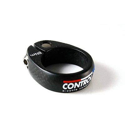 CONTROLTECH Carbon Seat Clamp 34.9mm