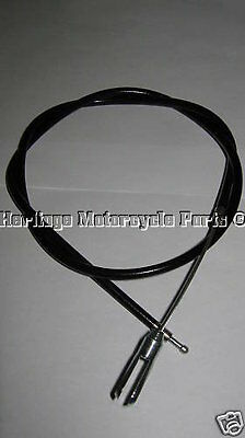 "new 32"" FRONT BRAKE CABLE-TRIUMPH 3TA 5TA T100A 1957-64 part no 60-0418"