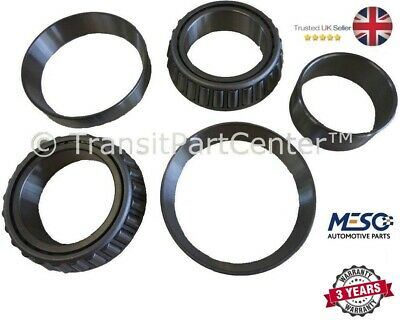 Rear Wheel Bearing Kit O.e. Ford Transit Mk6 Mk7 2000-2014 Dana Axle