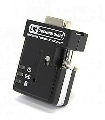 LM Technologies LM048SPA Wireless Bluetooth Serial Adapter for POS or Register