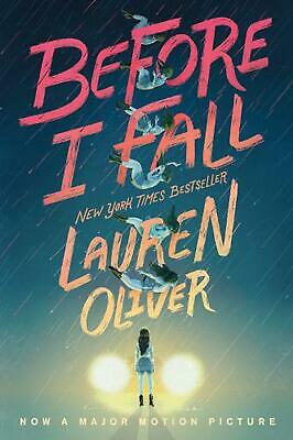 Before I Fall by Lauren Oliver Paperback Book (English)