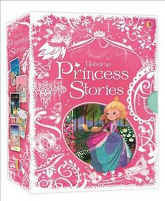 Princess Stories Gift Set by Hardcover Book