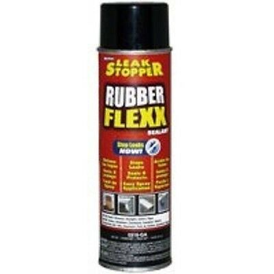 New Leak Stopper 0316-Ga Rubber Flexx Flex 18Oz Spray Roof Repair Sealant
