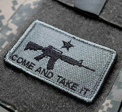 KANDAHAR POLO CLUB INFIDEL ELITE PRO-MEMBER MORALE ACU PATCH: Come and Take It