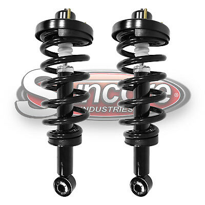 2007-2012 Ford Expedition Rear Air Suspension to Complete Strut Conversion Kit