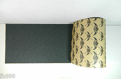 20 Sheets Brand New Jessup Black Skateboard Grip Tape 9'' x 33''
