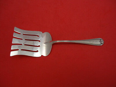 New Standish by Durgin Sterling Silver Asparagus Serving Fork 9 1/4""