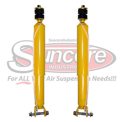 Lincoln Continental 1995-2002 Rear Suspension Gas Shocks Replacement Kit