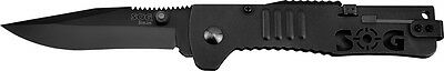 SOG Specialty Knives and Tools SJ-32 SlimJim 3.18-Inch Assisted Folding Knife wi