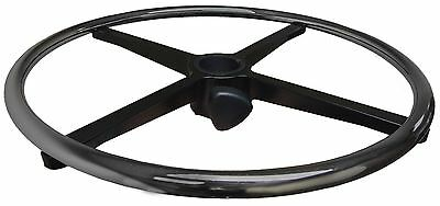"18"" Chrome Plated Stool Foot Ring / Rest - S4167-3"
