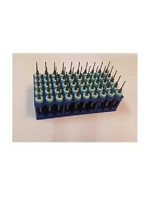 x50 CARBIDE MICRO DRILL SET 0.50mm ( Watchmaker Tools