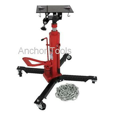 0.50 Ton Transmission , Gear Box Jack , Vertical Garage hydraulic Lift    2421