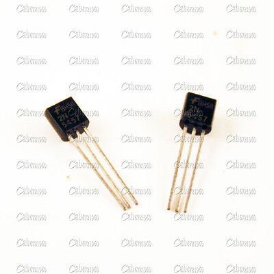 20PCS 2N5457 2N5457G TO-92 JFET N-Channel Transistor