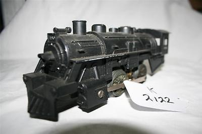 o gauge mark loco 8 inch long heavy wheels plastice body [k2122]