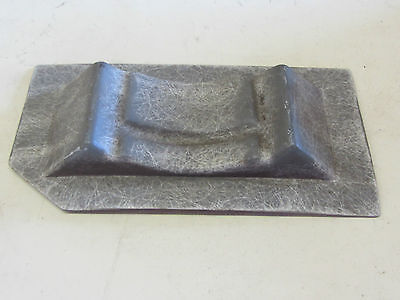 "1963 CORVETTE OVER FLOW TANK MOUNTING PLATE ""NOS"""