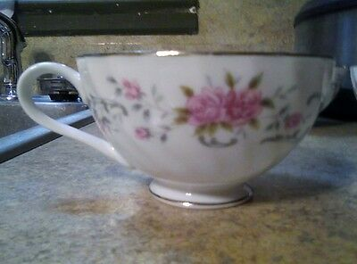 Lovely Fine China Anne cup and saucer set