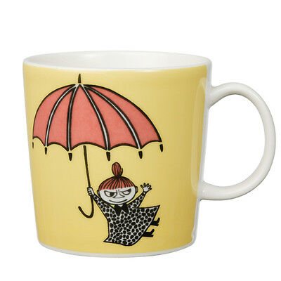 Moomin Mug Yellow Little My Pikku Myy Muumi Arabia Finland