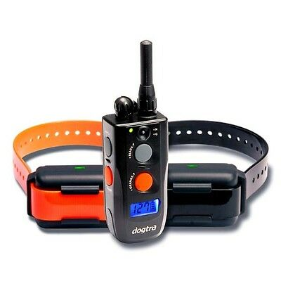 REMOTE TRAINER 1/2 MILE DOGTRA 1900 FIELD STAR WATERPROOF RECHARGEABLE + TREAT
