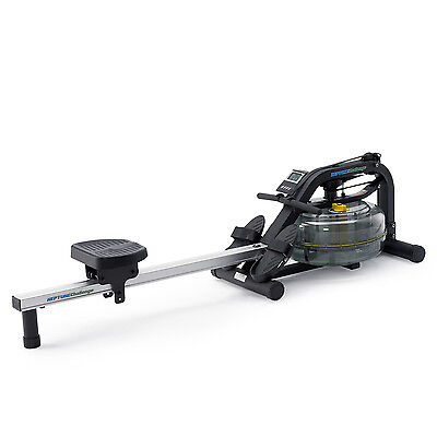 FluidRower Neptune Challenge Fluid Rower (Adjustable Resistance)