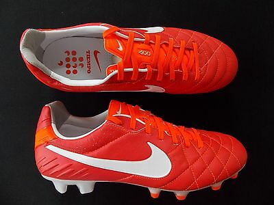 Mens Nike Tiempo Legend IV FG soccer cleats football boots shoes 454316 618 new