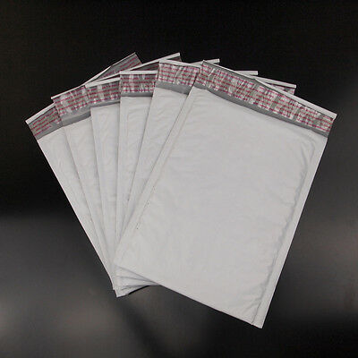 500(300+200) #000 4X8 NEW PREMIUM SELF SEAL POLY BUBBLE PADDED ENVELOPES MAILERS