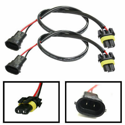 H11 H8 H9 Wire Harness for HID ballast to stock socket for HID Conversion Kit