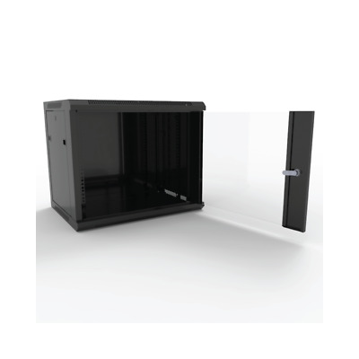 4RU Wall Mount Contractor Series 600mm x 450mm Data Cabinet