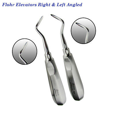 Dental Root Elevator - Right & Left  British Brand Dental Instruments Top Qualit