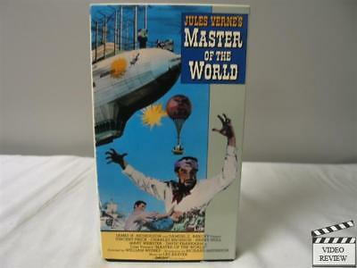 Master of the World VHS Vincent Price, Charles Bronson