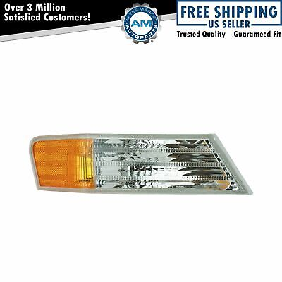 Parking Light Turn Signal Front Passenger Side Right RH for 07-14 Jeep Patriot