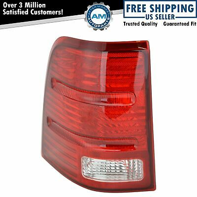 Taillight Taillamp Rear Brake Light Lamp Driver Side Left LH for 02-05 Explorer