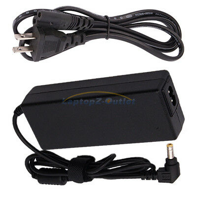75W Charger AC Adapter for Toshiba Satellite A505D-S6968 a355-s6925 A350 Power