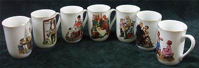 Seven - Norman Rockwell - Museum - Mugs