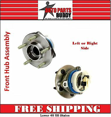(1) New Premium Front Hub Assembly GM With 2 Year Warranty Free Shipping 513179