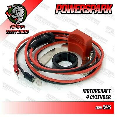 1300 1600 2.0L FORD X FLOW OHC Electronic Ignition POWERSPARK™ FoMoCo