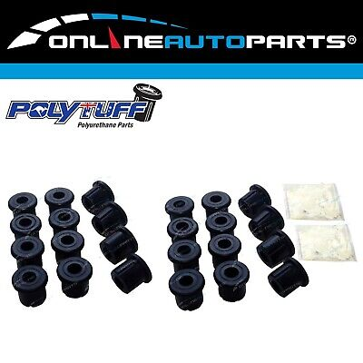 Leaf Spring Bush Kit Landcruiser 60 Series FJ60 FJ62 HJ60 HJ61 Toyota Shackle
