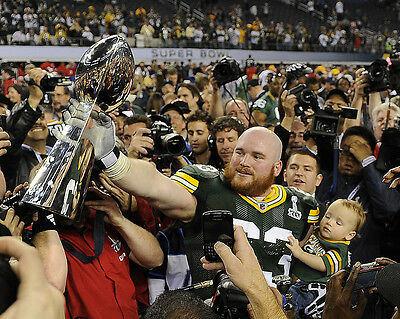 Green Bay Packers Super Bowl Champions 03 (American Football) Photo Print