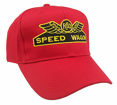 REO Motor Car Company Speed Wagon Truck Embroidered Cap #40-8100R