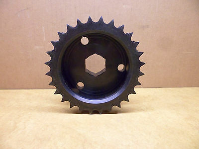 Bosch 8981002058 Double Sprocket 28 Tooth Hex Bore New