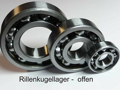 **   1x  Rillenkugellager 98204 ......... 20x42x9mm .......... ** NEU **