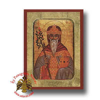 Orthodox Byzantine Wooden Icons Prints Of The Holy Prophets Ikone Propheten